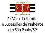 1ª Família Pinheiros